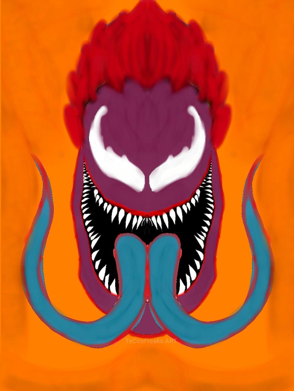 Venom and beware Digital Art