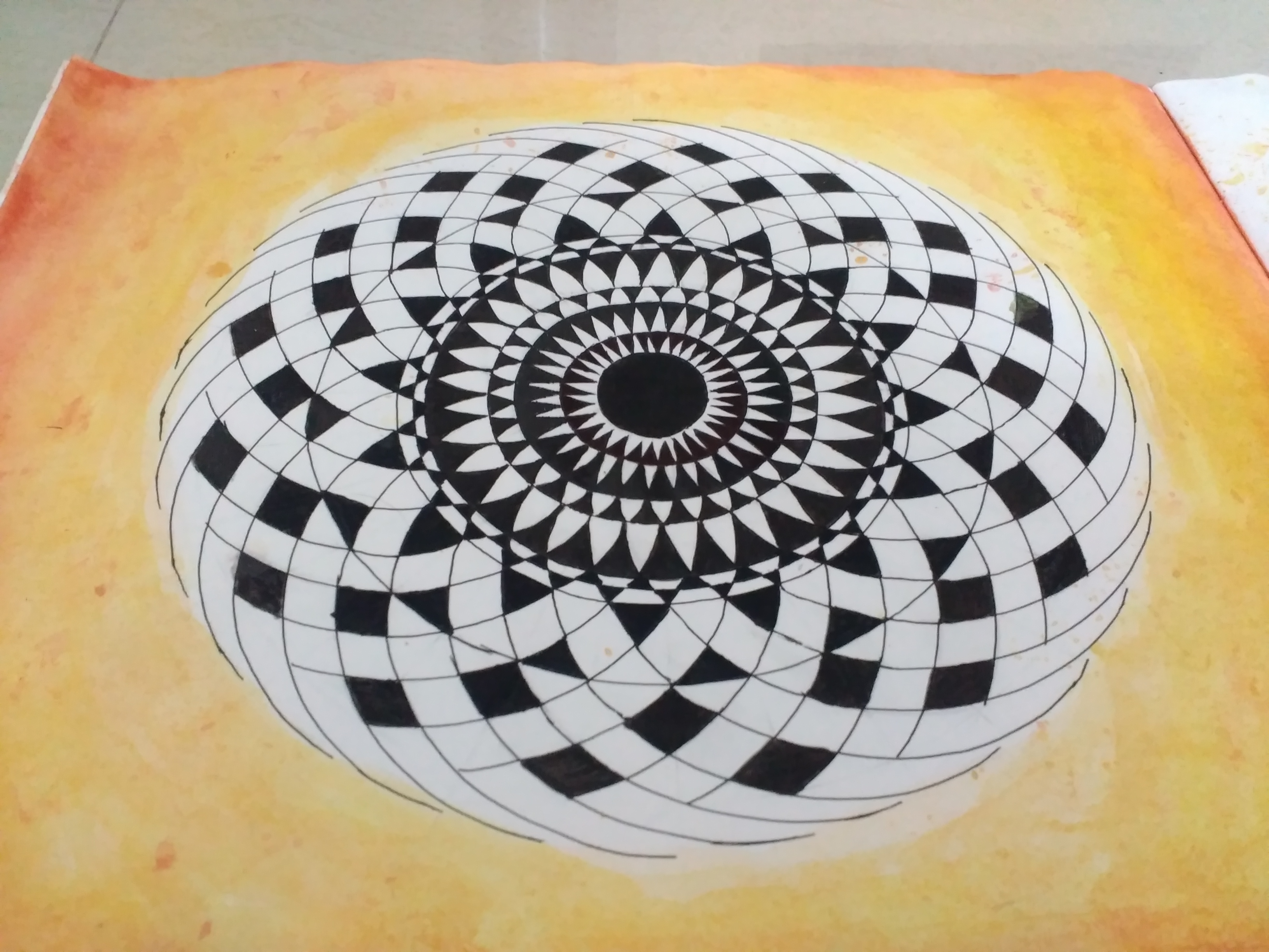 Mandala Art Fine Art