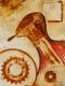 VU Bird head Fine Art