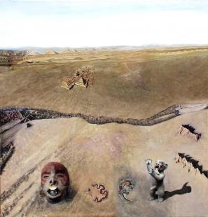 Peruvian Desert Fine Art