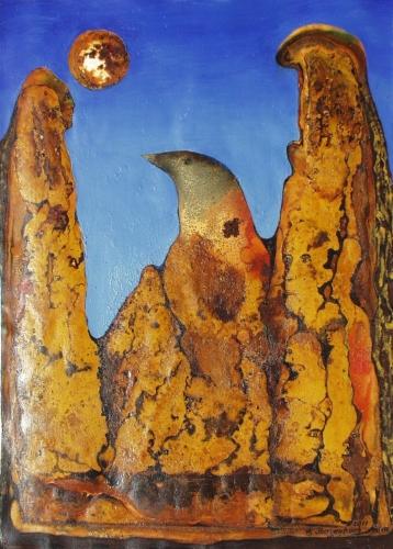 Mountain Bird  Fine Art