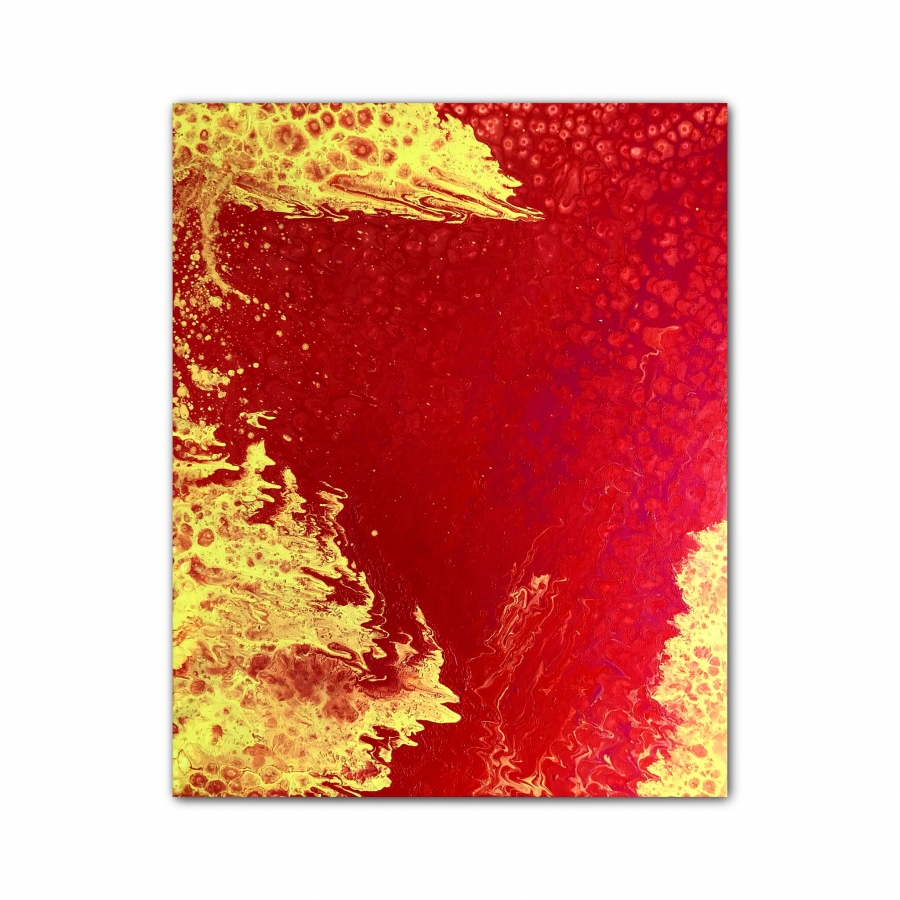 Amorphic Fire Fine Art