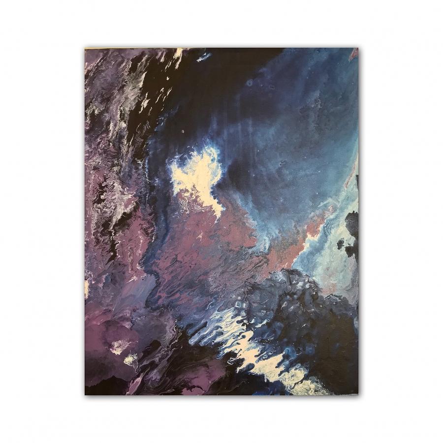 Cosmos 1 Fine Art