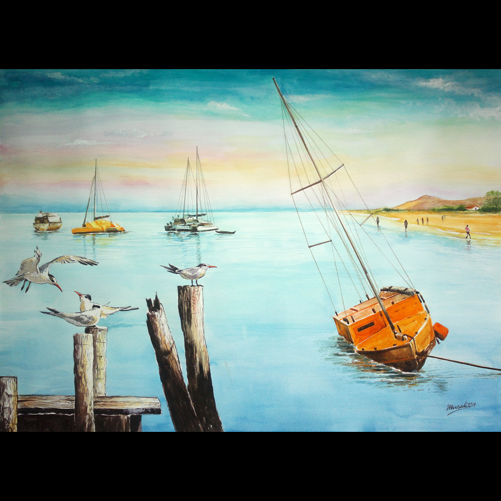 Seascape Fine Art