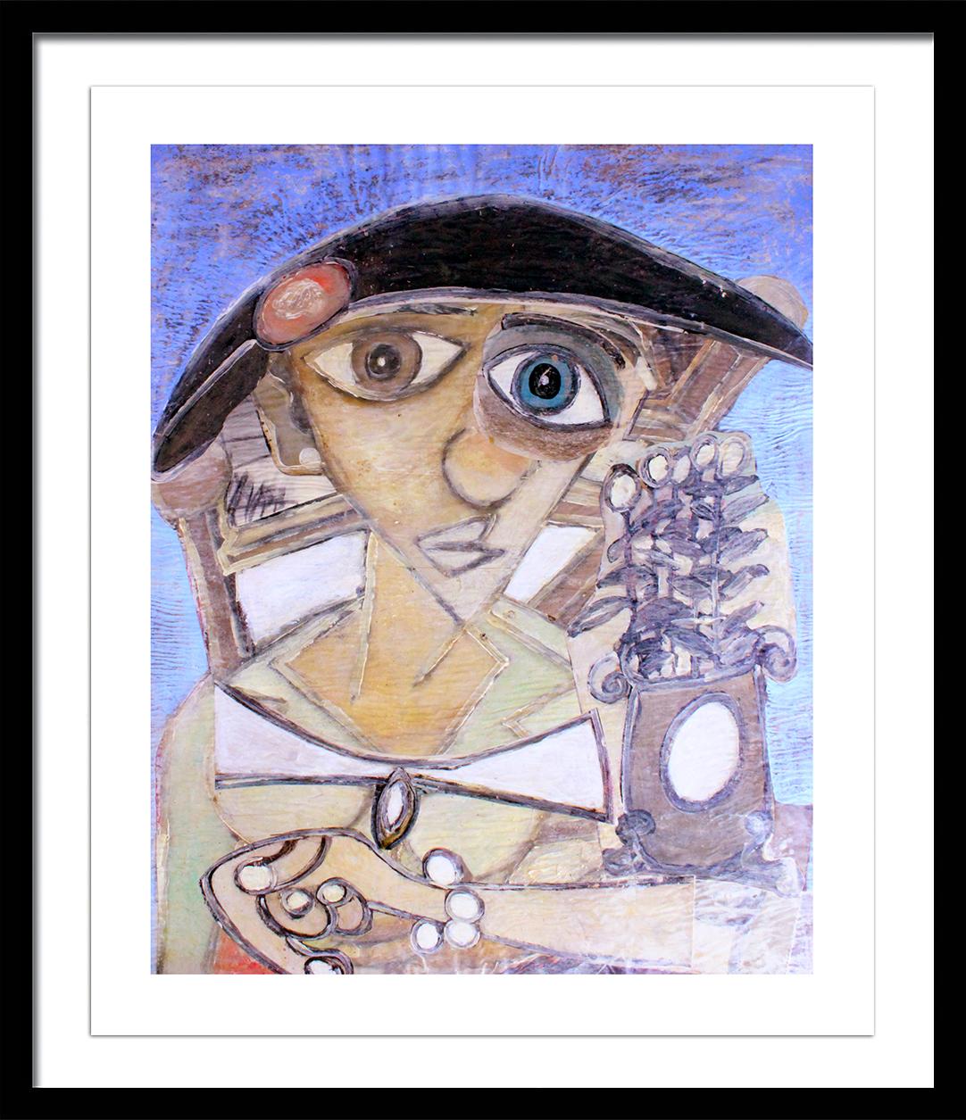 Coco Chanel Fine Art
