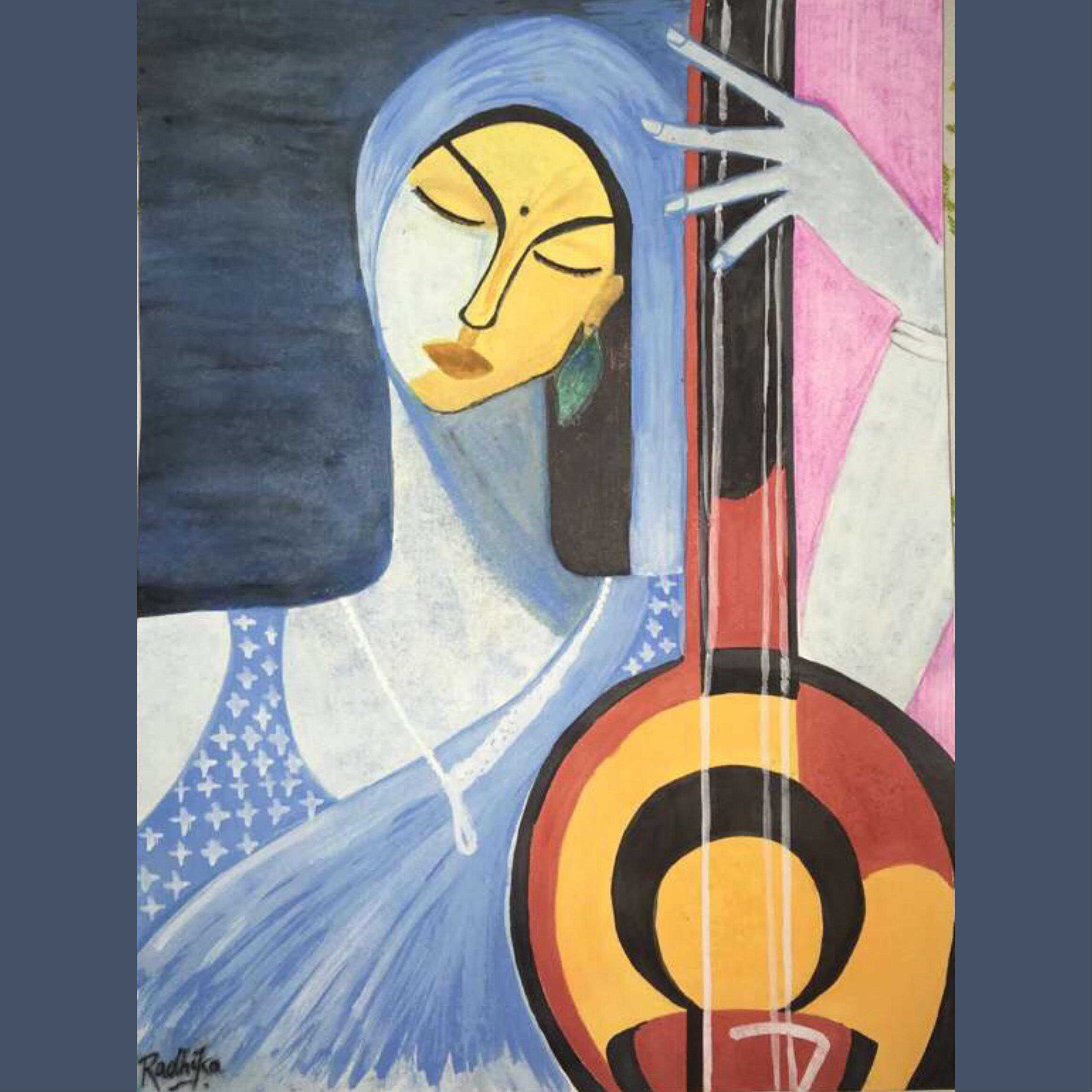 Meera Painting Fine Art