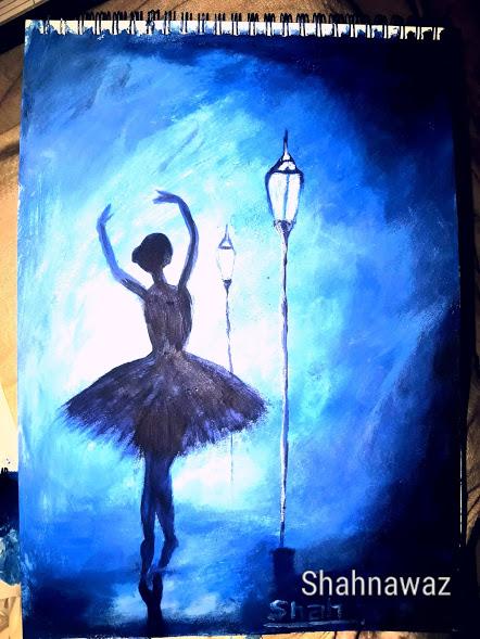 Dance Fine Art