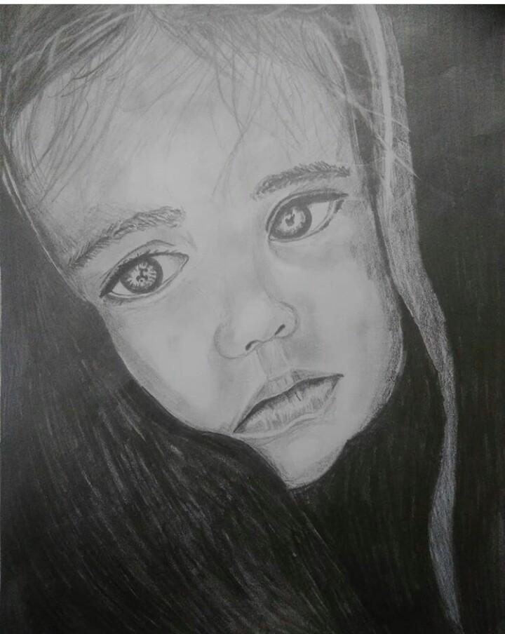 Baby Girl Fine Art