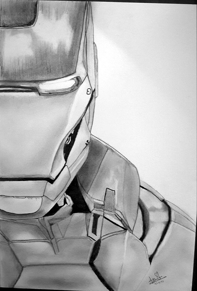 IRONMAN Fine Art