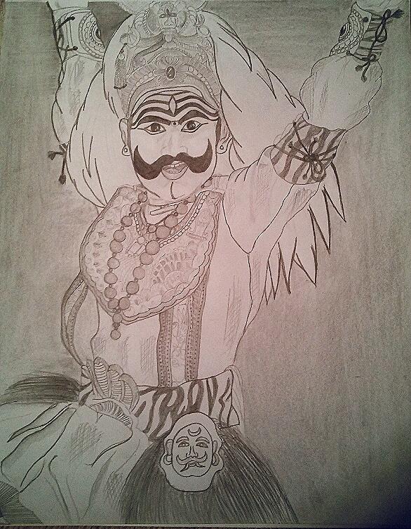 Veeragaase Sketch