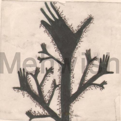 Black Hand Modern Art
