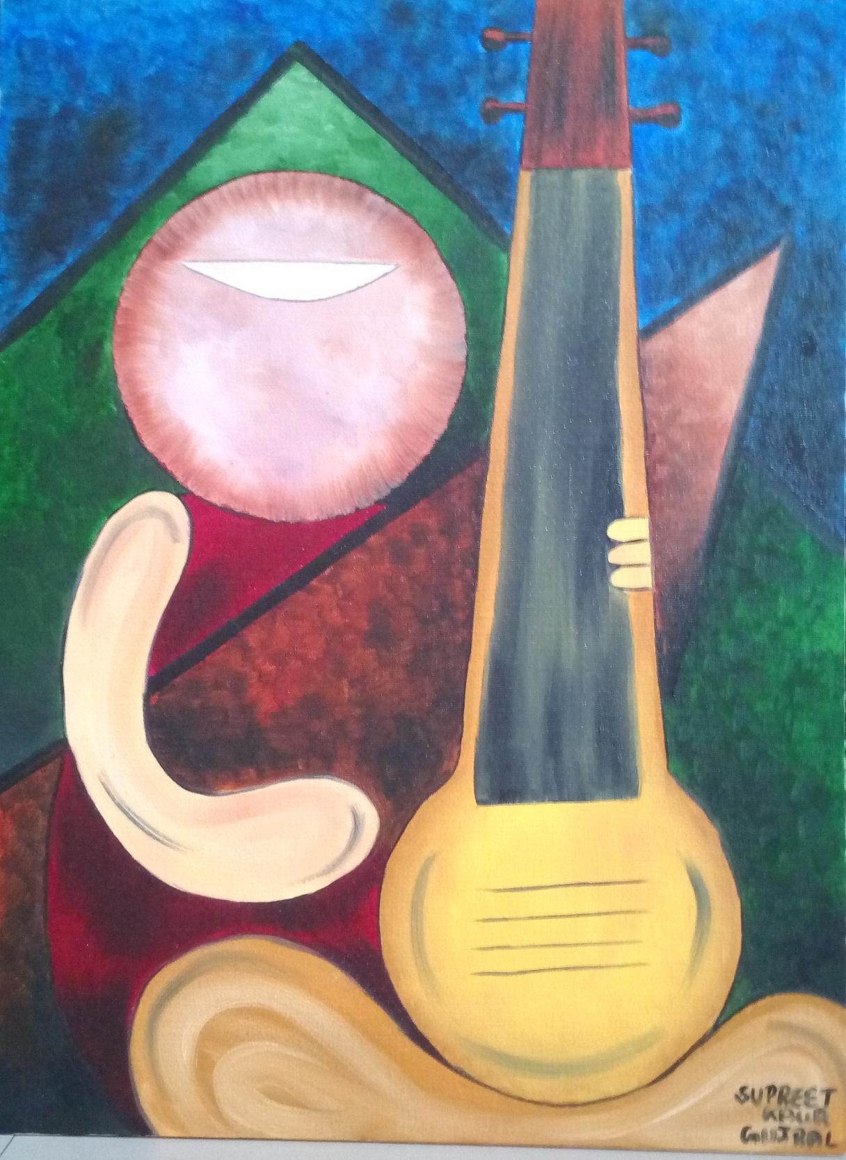 Musician Fine Art