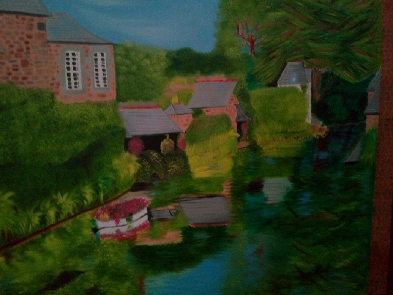 Old Village Fine Art