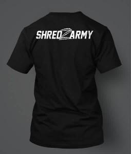 Train As Hard As You Hate T-Shirt