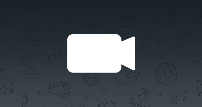 High Quality Video Interview Icon Featured Image