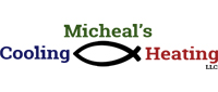 Website for Micheal's Cooling & Heating, LLC
