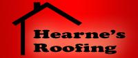Website for Hearne's Roofing