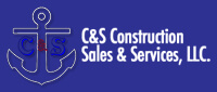 Website for C & S Construction Sales & Services, LLC