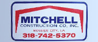 Website for Mitchell Construction Co., Inc.