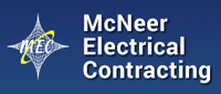 Website for McNeer Electrical Contracting, Inc