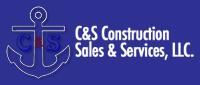 Website for C & S Construction Sales & Services, LLC