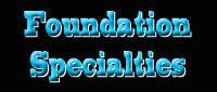 Website for Foundation Specialties