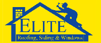 Website for Elite Roofing, Siding & Windows LLC