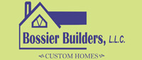 Website for Bossier Builders, LLC