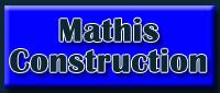 Website for Mathis Construction, LLC