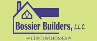 Website for Bossier Builders, LLC