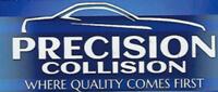 Website for Precision Collision, LLC