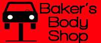 Website for Baker's Body Shop
