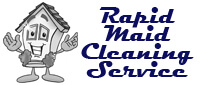 Website for Rapid Maid Cleaning Service