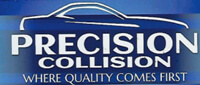 Website for Precision Collision, LLC