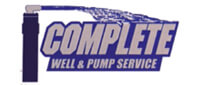 Website for Complete Well and Pump Service, LLC