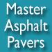 Website for Master Asphalt Pavers