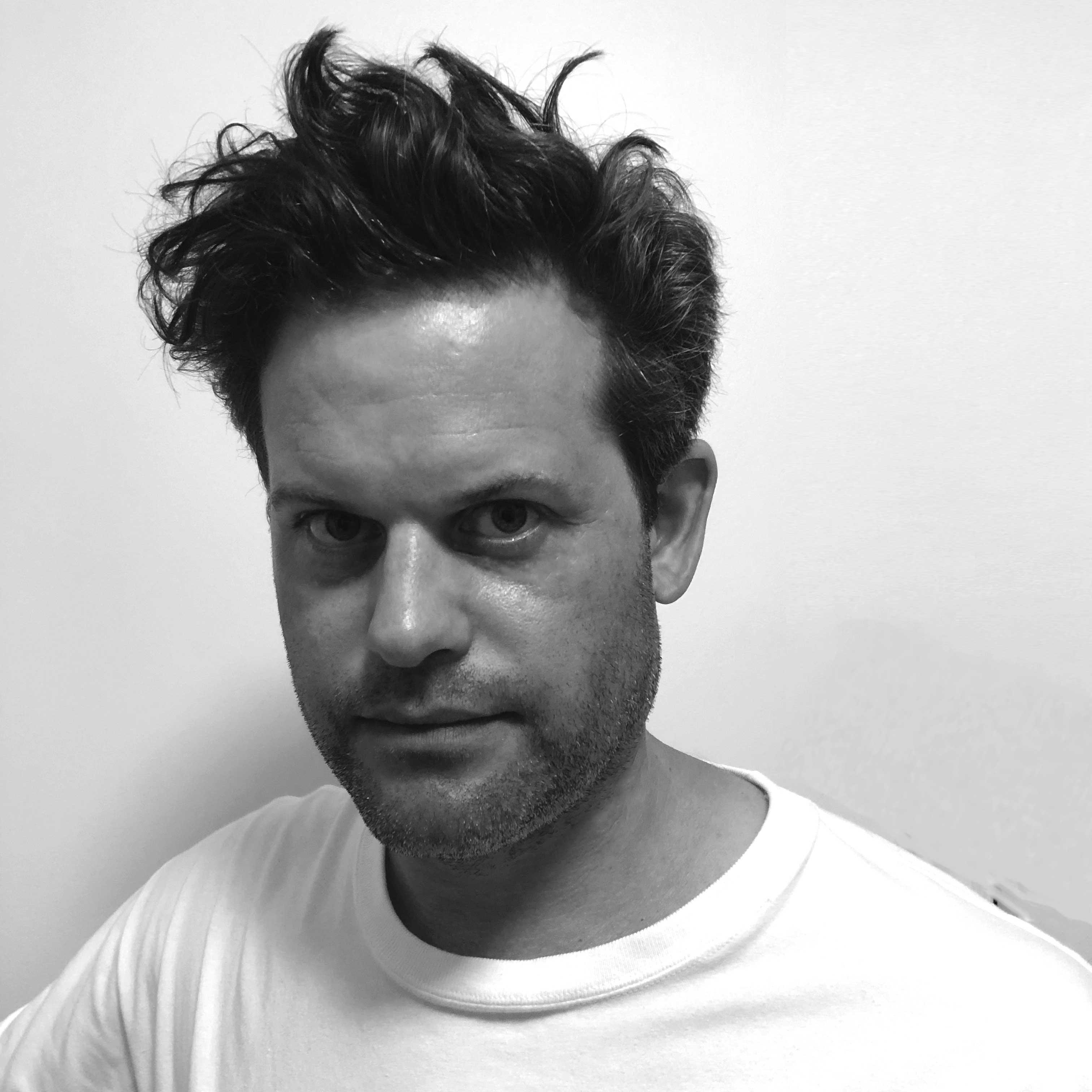 Ben Shrimpton Partner / Creative Director Shrimpton Agency