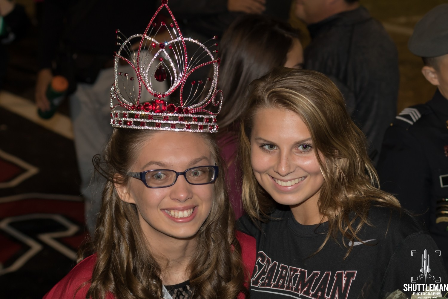 Sparkman High Homecoming - A Special Night 2017-18,Football,Gadsden City,Homecoming,Sparkman,homecoming court,