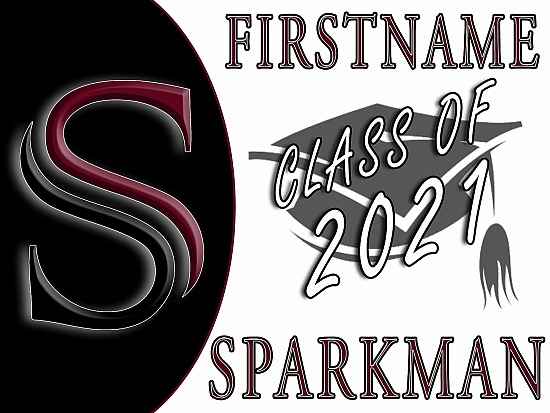 2020-21 SHS Yard Signs for Class of 2021