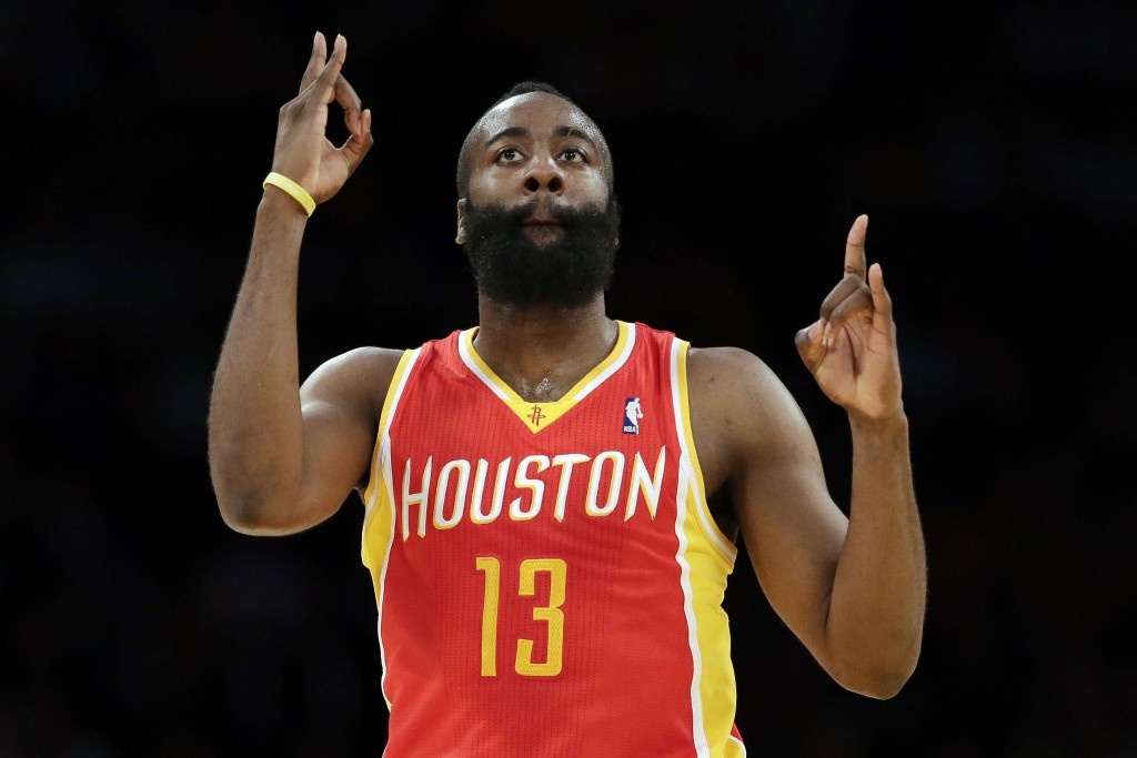 Basketball Player James Harden Wallpaper: NBA Stacking: Houston Rockets