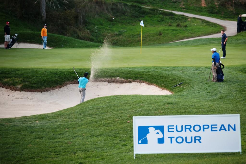 golf european tour
