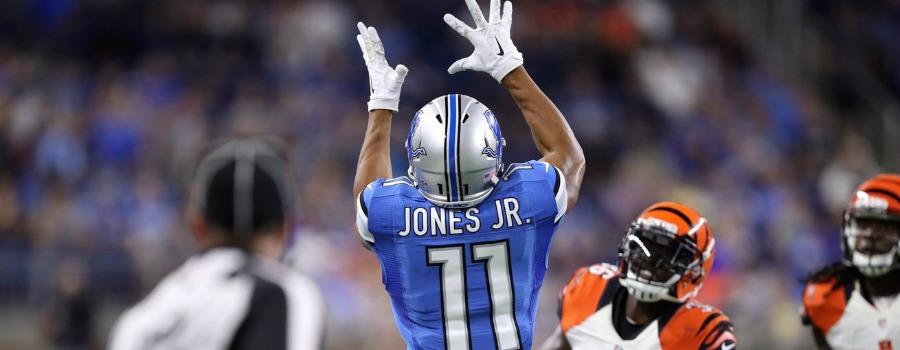 NFL Week 11: Marvin Jones & Fantasy DraftKings & FanDuel ...