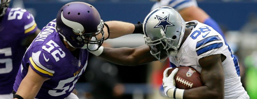 Daily Fantasy Nfl Draftkings Fanduel Week 13 Cowboys