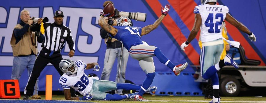 Daily Fantasy NFL DraftKings & FanDuel Week 14 Cowboys ...
