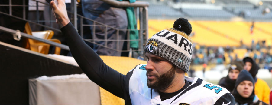 Conference Championship QB Breakdown  Is Bortles the Best GPP Play This  Weekend  884e5b4985a