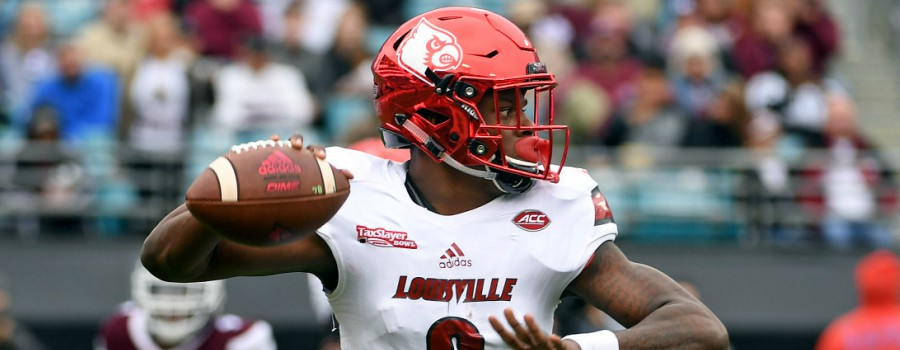345f167a5 2018 Round 1 NFL Mock Draft (1 19)  Lamar Jackson to the Patriots