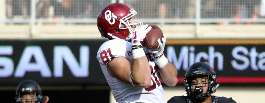 d56d88cef 2018 Round 1 NFL Mock Draft (1 23)  The Jaguars Grab the Top Tight End