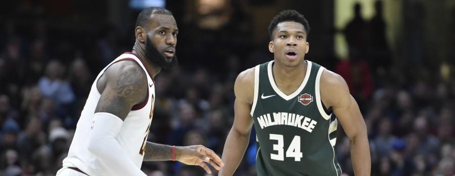 83fc89a627a NBA Breakdown  Debating LeBron vs. Giannis on Wednesday