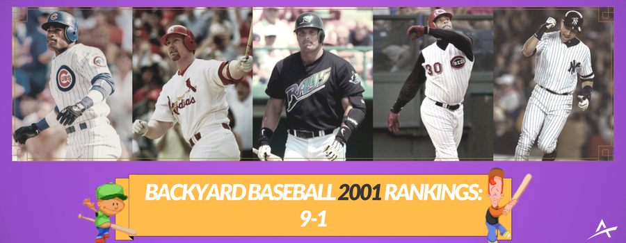 No, Not Opening Day 2018u2026the Backyard Baseball DraftKings Price Guide  Finale! Below Are The First Four Parts If Youu0027re Just Joining Us.