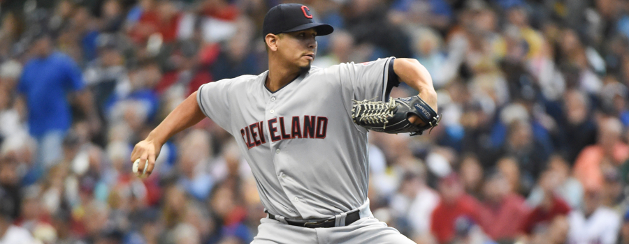 adced0c10 MLB Breakdown (Wed. 9 12)  Roster Carlos Carrasco on the Road ...
